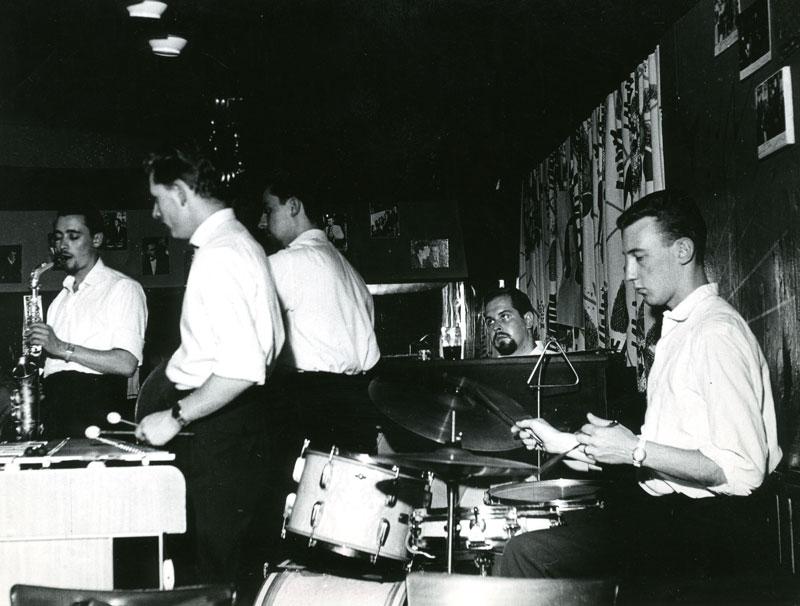 Michael Naura Quintett Foto: Hans E Haehl   © Jazzinstitut Darmstadt