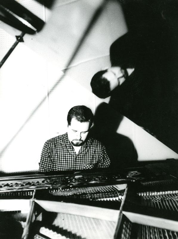 Michael Naura  Foto: Hans E Haehl   © Jazzinstitut Darmstadt